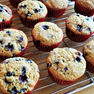 Celebrate Montana's Favorite Fruit with Huckleberry Muffins