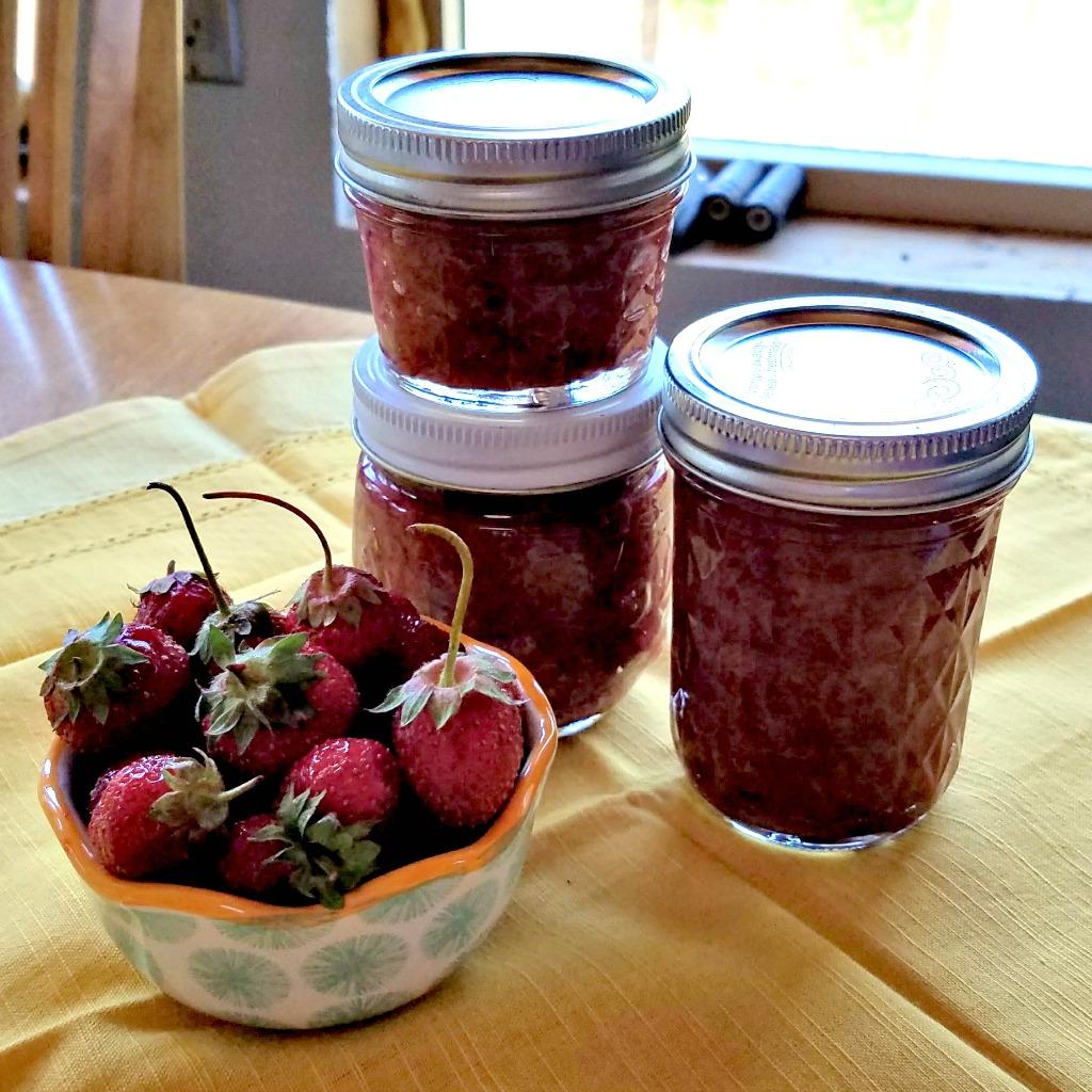 no sugar strawberry pineapple jam, Artisanal Preserves, no sugar jam, AD