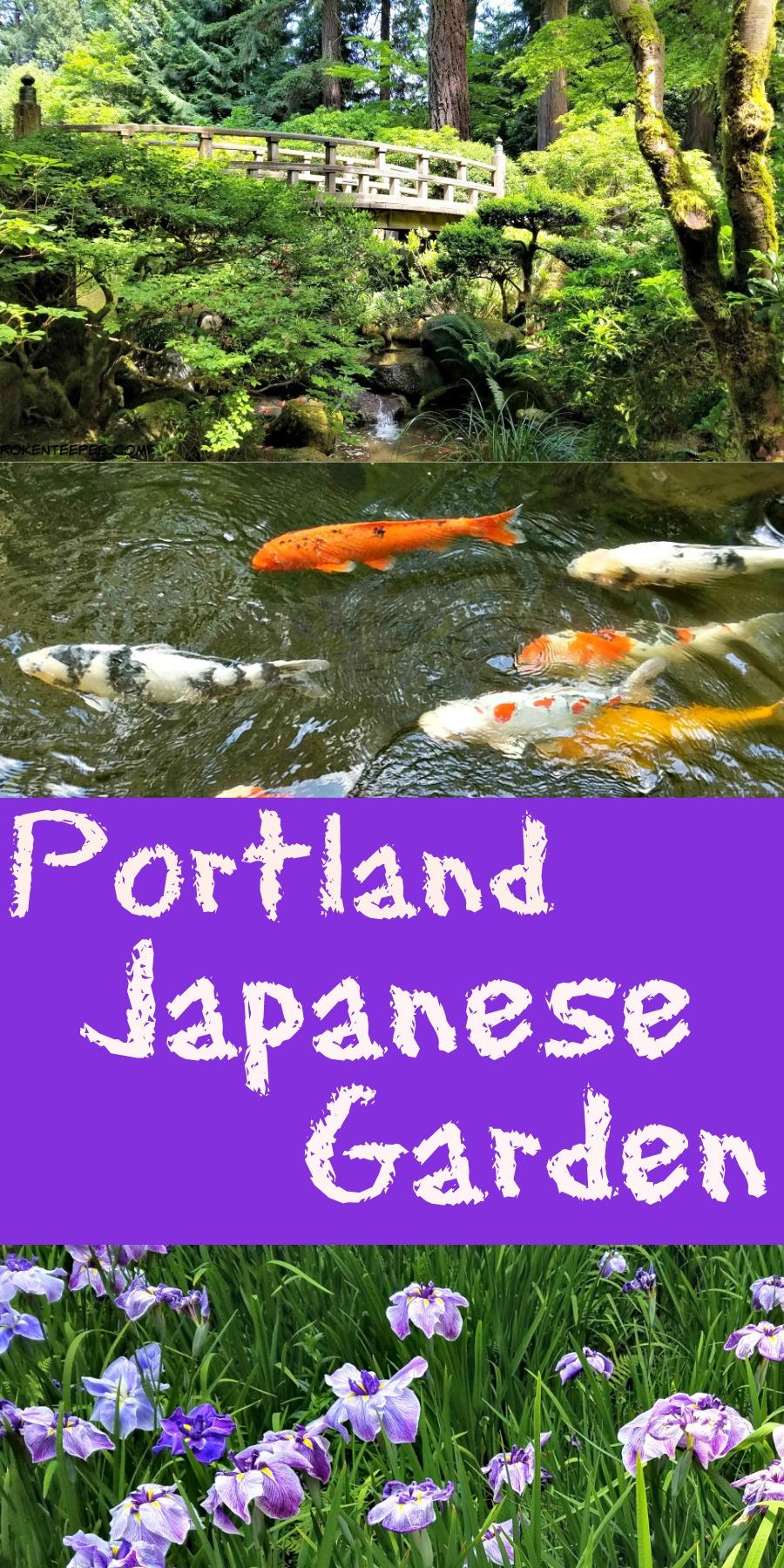 Travelportland The Portland Japanese Garden A Place Of Peace