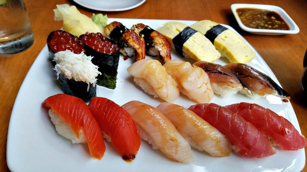 dining out in Portland Oregon, Burrasca, Masu, #TravelPortland, Portland Oregon, sushi