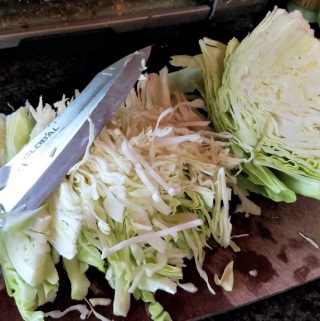 Sauerkraut – What to do with All of that Cabbage