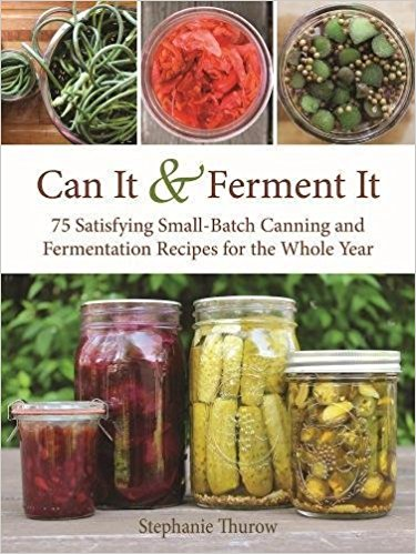 Can It & Ferment It by Stephanie Thurow