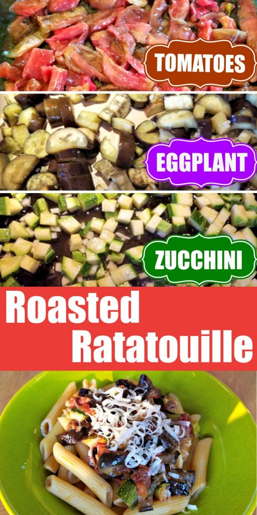 Roasted Ratatouille Recipe