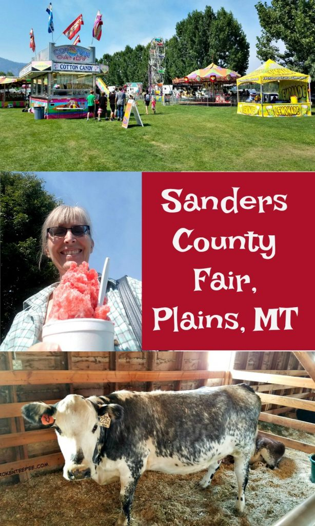 Sanders County Fair, What to do in Western Montana