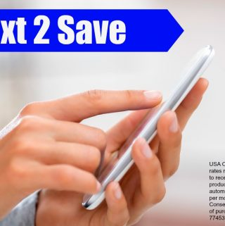 Text 2 Save, AD
