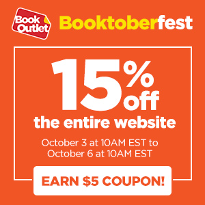 Booktoberfest, BookOutlet.com, Book Outlet, discount books, AD