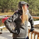 Fall to Winter Outerwear for Women from RefrigiWear – Win A Lightweight Diamond Quilted Jacket Hall-O-Ween Hop