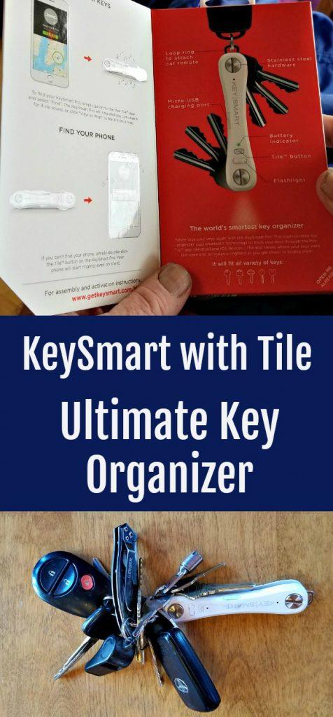 KeySmart Pro, AD