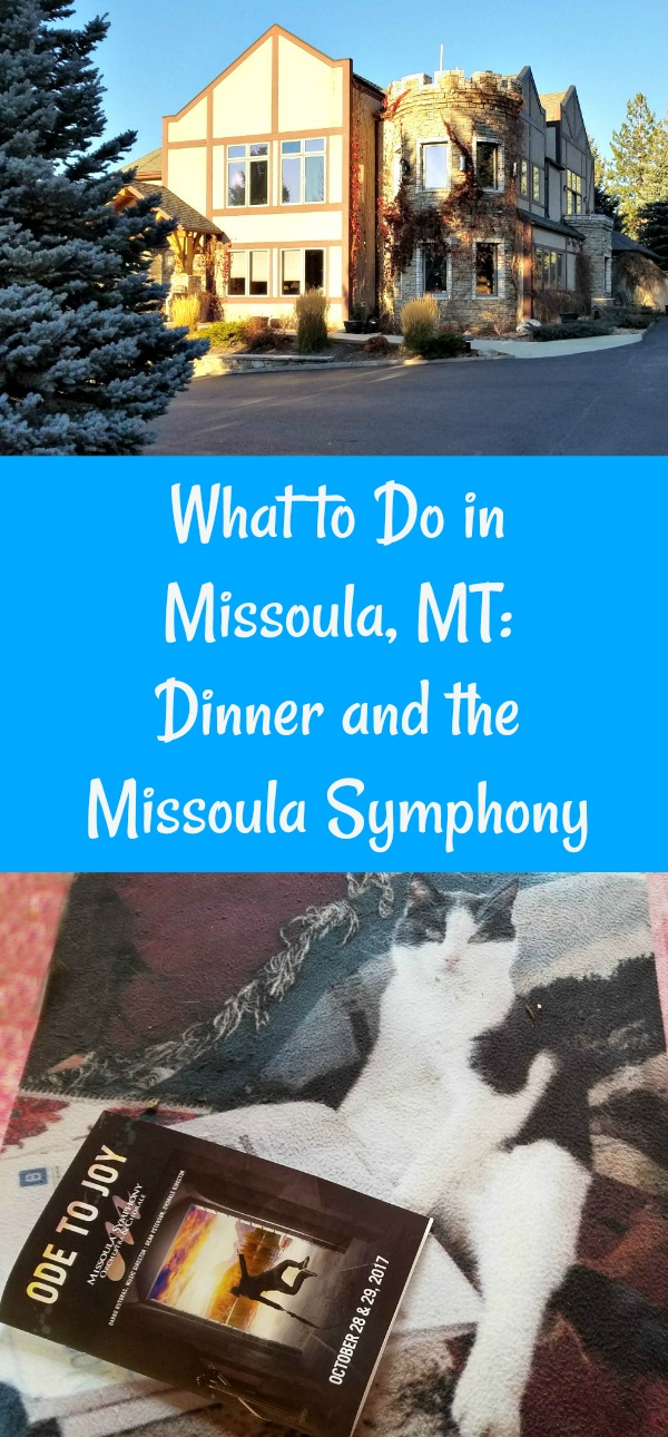 Montana travel, what to do in Missoula MT, MIssoula Symphony, The Keep