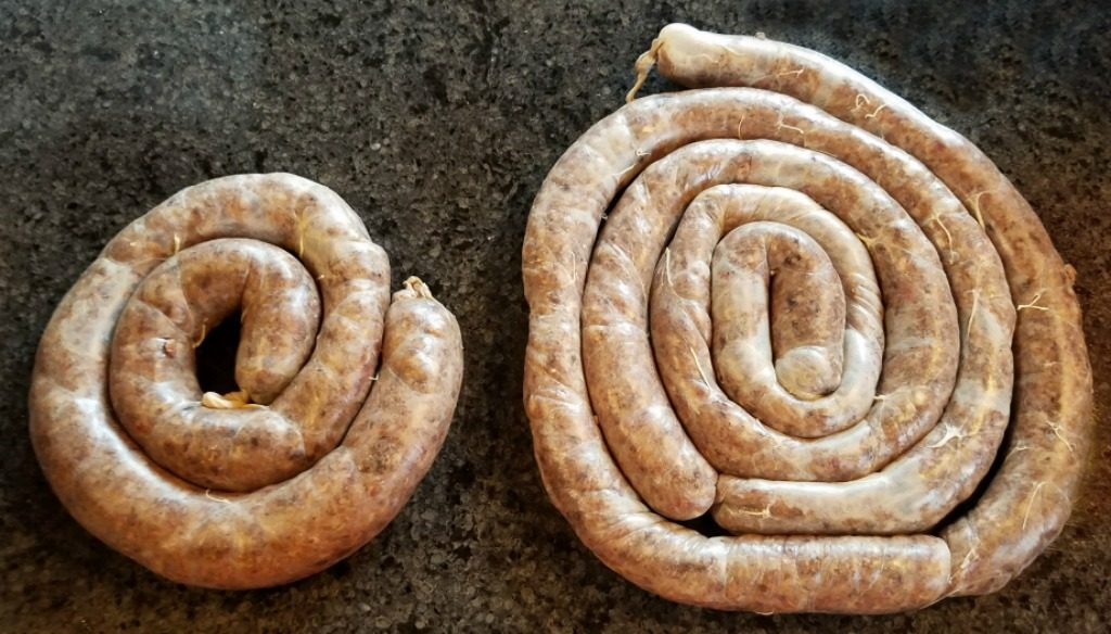 LEM Products, Big Bite Sausage Stuffer, Venison Sausage with Figs and Apples, making venison sausage, #CollectiveBias, #LEMLoveToProcess, #AD