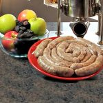 Making Venison Sausage – with the LEM Products Big Bite Sausage Stuffer