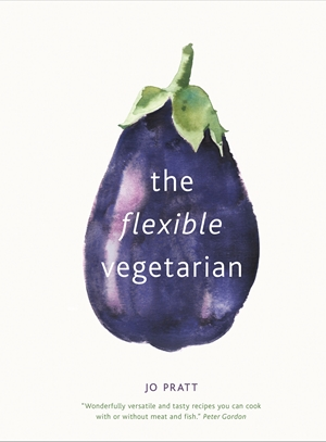 The Flexible Vegetarian by Jo Pratt