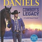 Cowboy's Legacy by B.J. Daniels – Blog Tour and Book Spotlight with Giveaway