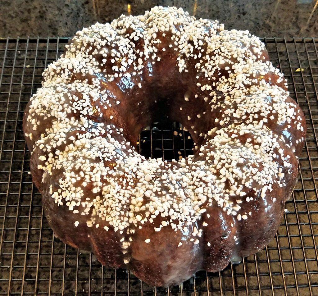 Best bundt cake pans, bundt pans, Fig Bundt Cake with Buttermilk Glaze
