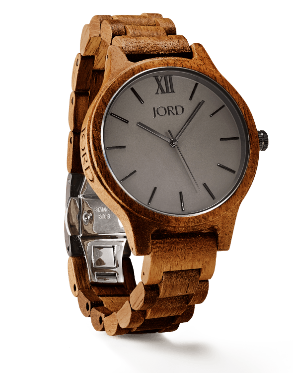 Holiday Gift Idea – Jord Wood Watches Plus an Exclusive Discount Code