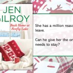 Back Home at Firefly Lake by Jen Gilroy – Book Spotlight and Excerpt