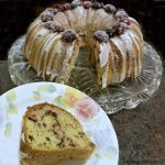 Cherry, Vanilla and Chocolate Chunk Swirl Bundt Cake from Beautiful Bundts by Julie Anne Hession – Cookbook Review