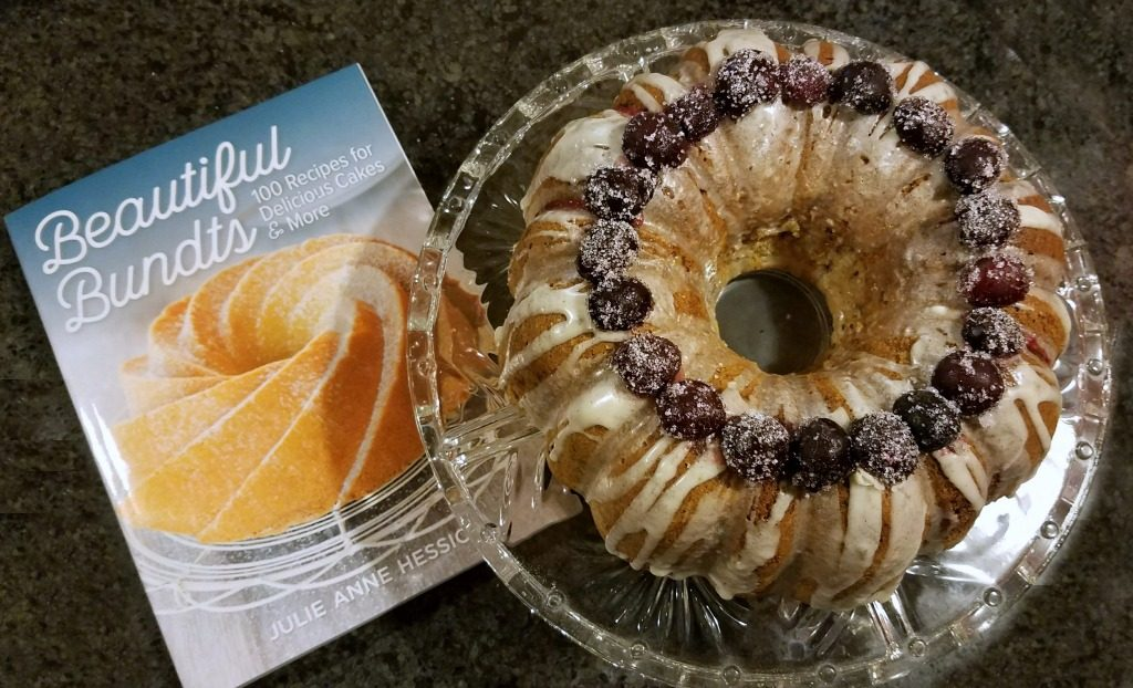 swirl bundt cake, Cherry Vanilla and Chocolate Chunk Swirl Bundt Cake, Beautiful Bundts, cookbook