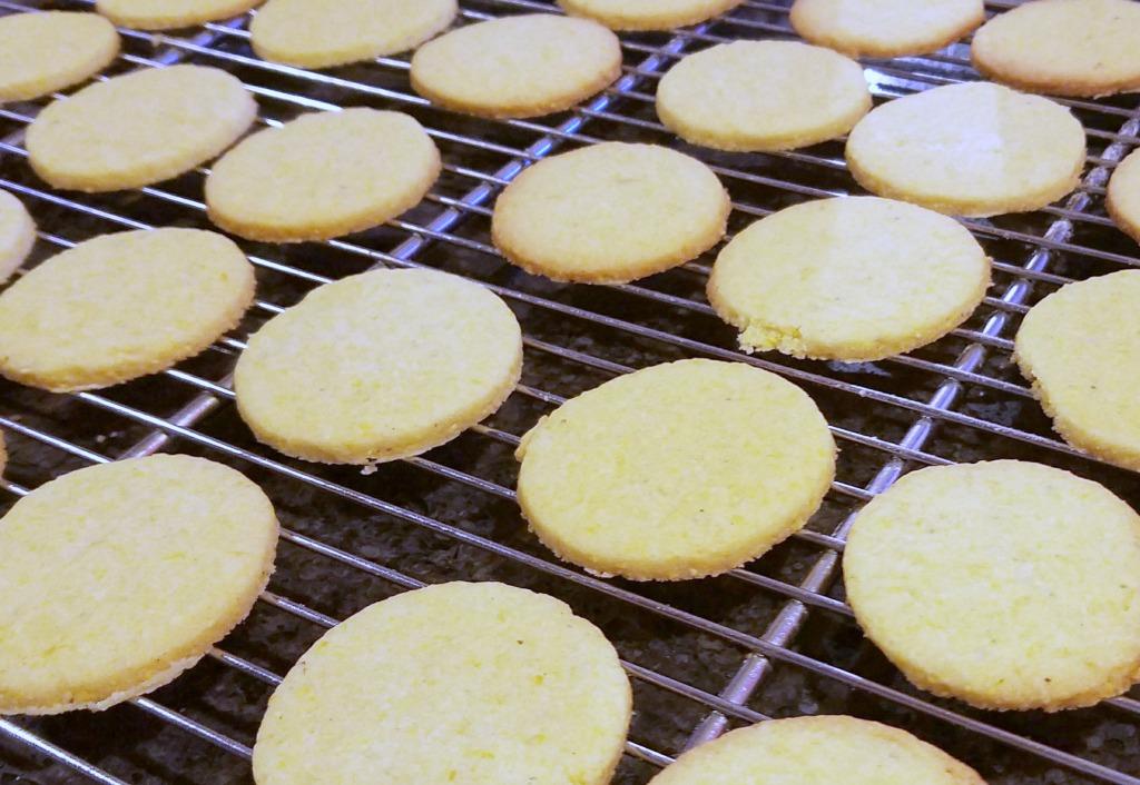 Cornmeal Orange Cookies Recipe, Cookbook Review - The ...