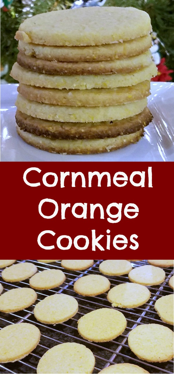 Cornmeal Orange Cookies, The Perfect Cookie, America's Test Kitchen