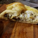 Eggplant Stromboli – a Great Game Day Recipe