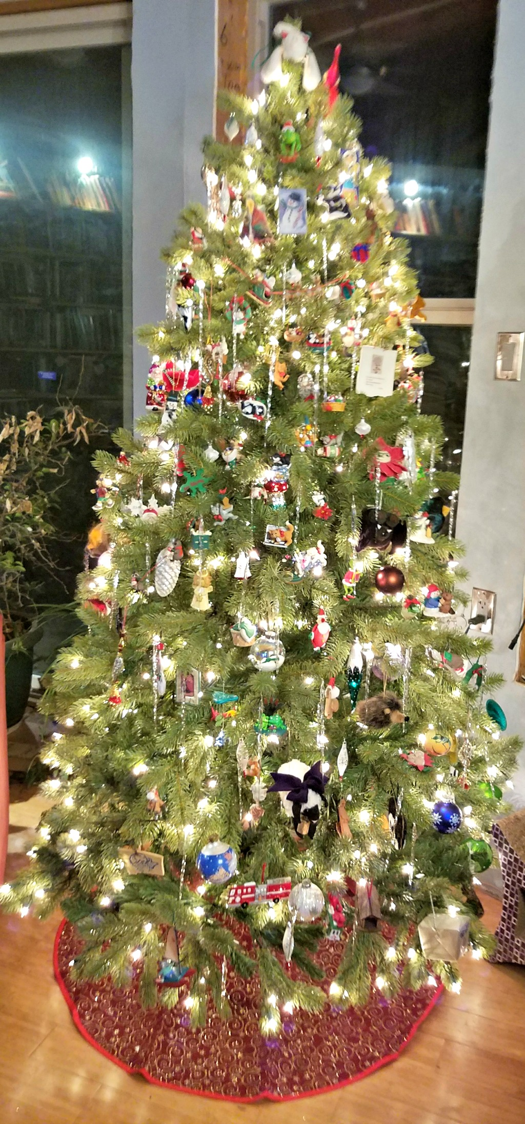 12 Prelit Christmas Tree