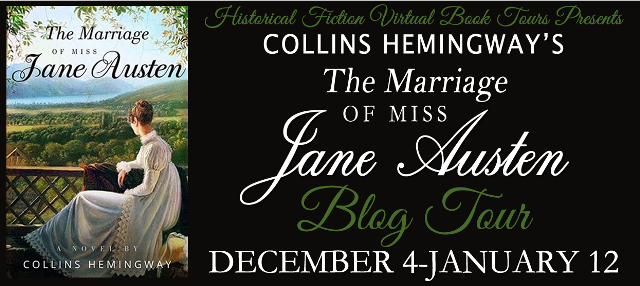 The Marriage of Miss Jane Austen by Collins Hemmingway
