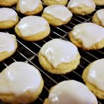 Glazed Lemon Tea Cookies Recipe