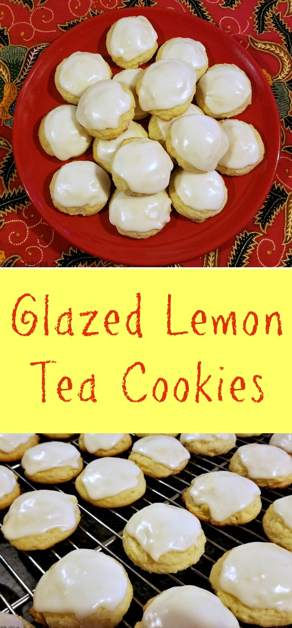 glazed lemon tea cookies recipe, lemon tea cookies. glazed lemon cookies, lemon cookies