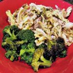 Homemade Fusilli with the KitchenAid Pasta Press & an Easy Stroganoff Recipe