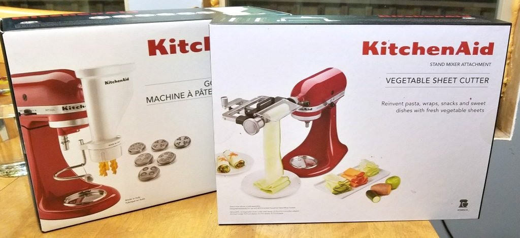 KitchenAid Pasta Press Homemade Fusilli & Easy Stroganoff Recipe