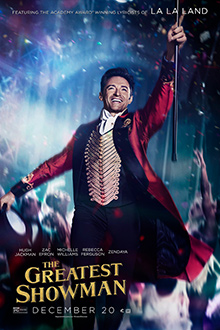 The Greatest Showman, date night in Missoula