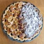 A Winter Fruit Pie to Share with Your Sweetheart