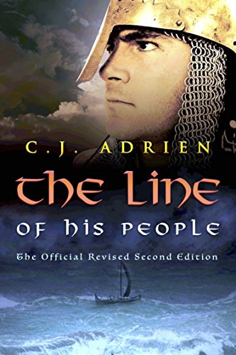C.J. Adrien's Blog Tour for The Line of His People & The Oath of the Father with a Giveaway