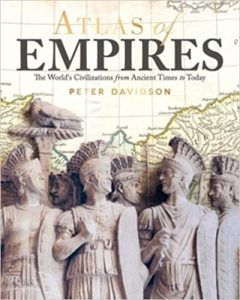 Atlas of Empires by Peter Davidson