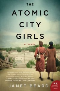 The Atomic City Girls by Janet Beard, AD