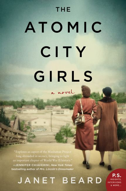 atomic city girls Escucha y descarga los episodios de book talk gratis in november 1944, eighteen-year-old june walker boards an unmarked bus, destined for a city that doesn't.