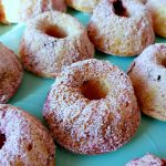 Cherry Lemonade Mini Bundt Cakes – Just Call Them Lunchbox Bundts!