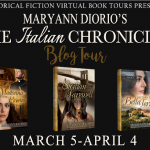 MaryAnn Diorio's Italian Chronicles Series Blog Tour Spotlight with Giveaway