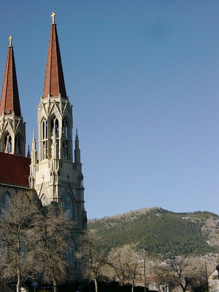 Visit Helena Montana, St. Helena's Cathedral