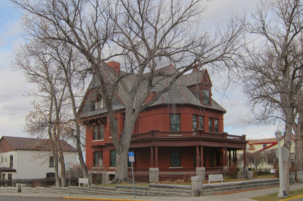 Visit Helena Montana, Old Governor's Mansion
