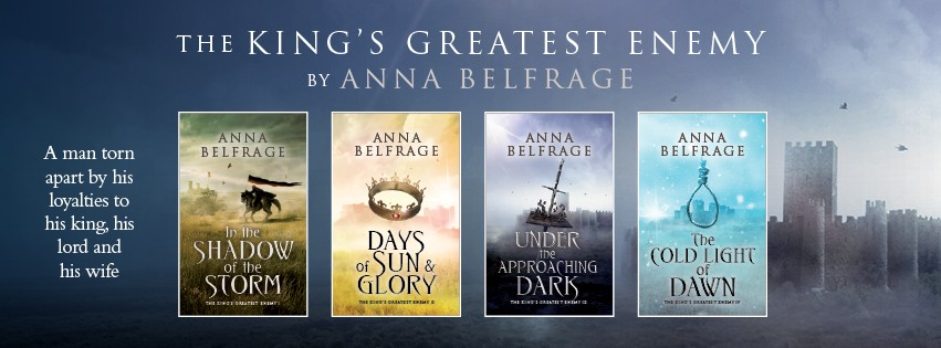 The Cold Light of Dawn by Anna Belfrage