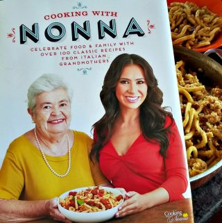 Bucatini with Cauliflower, Cooking with Nonna, QuartoCooks, AD