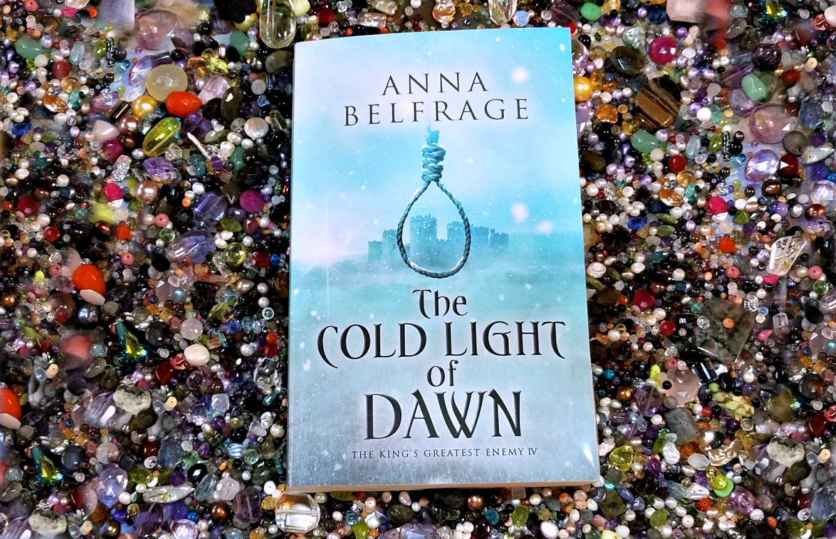 The Cold Light of Dawn by Anna Belfrage – Blog Tour and Book Review