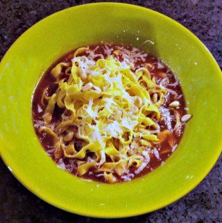 saffron pasta recipes, paella pasta, saffron fettuccine