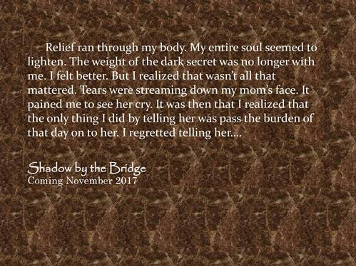 Shadow by the Bridge by Suzanne Zewan