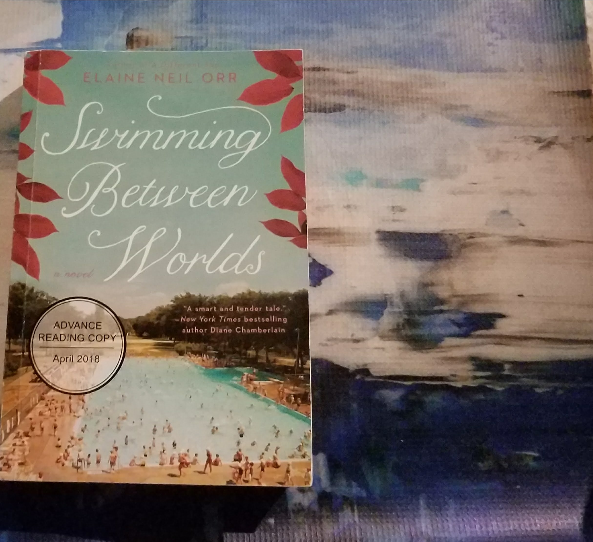 Swimming Between Worlds by Elaine Neil Orr – Book Review