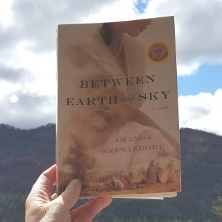 Between Earth and Sky by Amanda Skenandore – Blog Tour and Book Review with a Giveaway