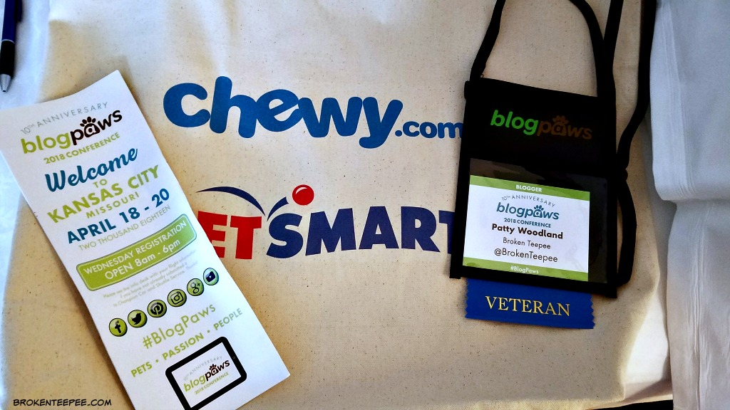 10th Anniversary BlogPaws Conference, Pet Influencer Conference, Chewy.com, #BlogPaws, AD