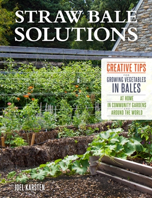 planning for garden season, books for your gardening library, Straw Bale Solutions, AD